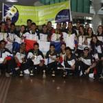 Guerreiros alagoanos foram destaques na Olimpíada do Conhecimento