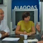 Secretária de Turismo e empresários anunciam novo voo charter direto da Itália para a capital alagoana