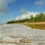 Praia de Ipioca é uma das raras belezas do Litoral Norte