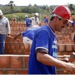Cai o ritmo de contratação na indústria da construção civil alagoana