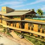 Hotel Ponta Verde Praia do Francês está situado numa área privilegiada do litoral sul