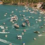 Praias de Barra de São Miguel recebem evento naútico