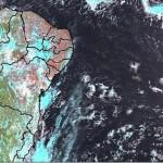 Tendência de chuvas para o Nordeste