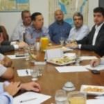 Prefeito Rui Palmeira conversa com empresários do Polo Multissetorial Luiz Cavalcante