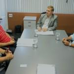 Secretário Keyller Lima em reunião com o prefeito de Taquarana Sebastião Antônio discute a instalação de polo multissetorial no município