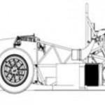 Modelo do Fórmula, que tem o mais rápido do mundo