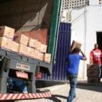 Medicamentos começam a chegar e abastecer o estoque da Secretaria Municipal de Maceió