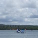 Ecovela promove a integração e embeleza ainda a paisagem na Lagoa Mundaú