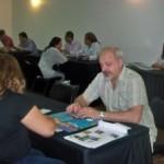Empresários satisfeitos com a estrutura hotelaria