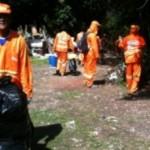 Slum faz operação de limpeza na Área de Preservação Ambiental