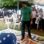 Prefeito Rui Palmeira participa das ações socioeducativas no Conjunto Graciliano Ramos