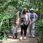 Alagoanos têm procurado cada vez mais o Parque Municipal de Maceió para passeio e lazer
