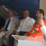 Administradora do Porto de Maceió Rosiana Beltrão destaca o trabalho realizado para a vinda do consórcio Tomé-Ferrostal  para o Porto de Maceió