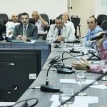 Empresários debatem com representantes do Governo do Estado interesse em montar empresa de geração de energia a partir da exploração do eucalipto