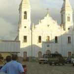 Igreja Matriz Nossa Senhora da Conceição do município de Água Branca