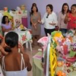 Secretária Solange Jurema defende as ações da economia solidária