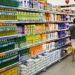 Preço dos produtos nos supermercados retraiu no mês de junho