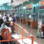 Aeroporto Zumbi dos Palmares registra aumento no fluxo de passageiros