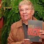 Jornalista e escritor alagoano Audálio Dantas é o curador do evento cultural e literário