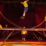 Circo Marco Frota tem espetáculo para o público