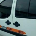 Prazo final para regularização dos taxistas