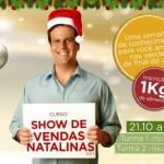 Show de Vendas Natalinas 2013