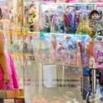Brinquedos aparecem na lista como o sonho de consumo para presentear as crianças