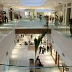 Ambiente interno do Shopping Parque Maceió