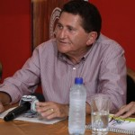 Empresário José Livino, da Urbis Perucaba Empreendimentos