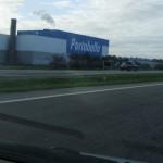 Modelo de fábrica da Portobello no Centro-Sul do País que vai ser construída em Alagoas