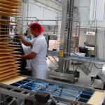 Fábrica da Bauducco, em Rio Largo, emprega centenas de trabalhadores