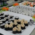 Sabor Centenário oferece comidas típicas e opcionais como a gastronomia asiática