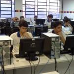 Alunos alagoanos participantes dos cursos de Habilitação Técnica do Senai