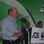 Presidente da Fiea, José Carlos Lyra, destaca o crescimento industrial durante a inauguração da Tigre-ADS