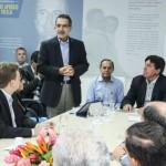 Luiz Otávio Gomes faz um balanço positivo do crescimento industrial no Estado