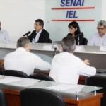 Reunião do fórum marcou despedida do então secretário Luiz Otávio Gomes