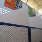 Galpão será utilizado para a separação do lixo destinado à indústria de material reciclável