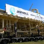 Jaragua Equipamentos lança plataforma produzida em Alagoas