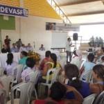 População participa das ações da Codevasf