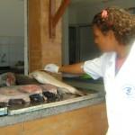 Vigilância Sanitária intensifica fiscalização na venda de pescado no período da Semana Santa