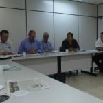 Agrônomos e técnicos debatem sobre soluções para combate à praga da lagarta