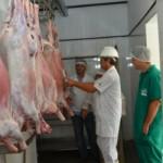 Modelo de frigorífico de caprinos e ovinos que está sendo instalado no Estado