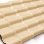 Telhas de PVC começam a ganhar mercado