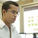 empresário Endhe Elias, fundador e sócio do portal Meu Tutor
