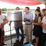 Lideranças políticas e empresários inauguram Polo Industrial Carlos Lyra