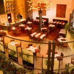 Restaurante Maria Antonieta é um espaço confortável e aconchegante