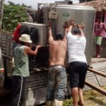Tanque de beneficiamento de leite chega às comunidades rurais