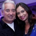 Casal de jornalistas Francisco José e Beatriz Castro no Prêmio Braskem de Jornalismo