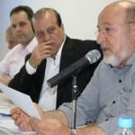 Presidente da Fiea José Carlos Lyra  parabenizou o ministro do TCU pela palestra sobre governança
