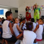 Espetáculo Infantil apresenta as crianças como preservar água para a sustentabilidade do meio ambiente e da espécie humana